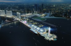 Meraas plans to build second cruise terminal at Dubai Harbour project