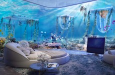 In pics: World's first 'luxury underwater vessel resort' launched in Dubai