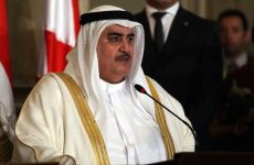 Bahrain foreign minister defends Australia's decision on Jerusalem