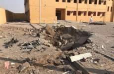 Houthi missile hits Saudi school