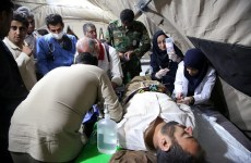 Iran ends rescue operations, battles to shelter quake survivors