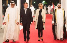 UAE leaders, French President Macron open Louvre Abu Dhabi