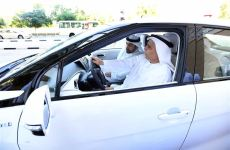 Hydrogen-powered taxis to go on trial in Dubai