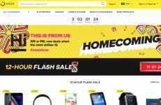 Regional shopping site Noon partners with eBay