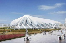 Ground breaking held for UAE Expo 2020 pavilion
