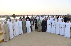 Dubai ruler launches huge nature reserve project