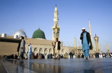 Saudi's Madinah hit by earthquake