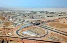 Speed limit on new Abu Dhabi-Saudi road set to 160kph