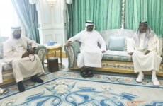 UAE President accepts condolences after mother's death