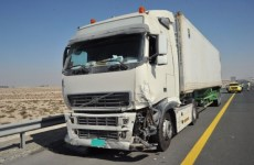 Abu Dhabi Police arrest driver of truck involved in 44-vehicle pileup