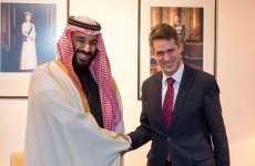 UK, Saudi sign deals worth over $2bn during crown prince visit