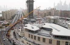 New Dh1.2bn Nakheel Mall in Dubai's Palm Jumeirah 85% complete
