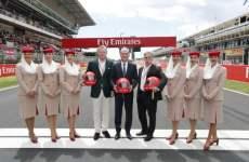 Dubai's Emirates renews Formula One sponsorship