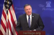 "US promises ""strongest sanctions in history"" on Iran"