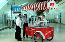 Emirates to offer passengers free ice cream at Dubai airport