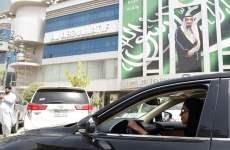 Some Saudi men still disapprove women driving