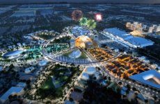 Drone video: Expo 2020 Dubai takes shape