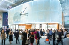 Swatch Group pulls out of Baselworld