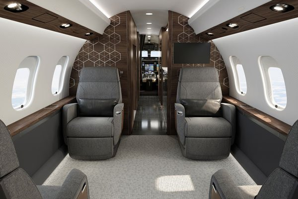 Bombardier Global G6500 business jet