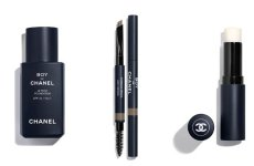 Chanel Boy de Chanel makeup for men