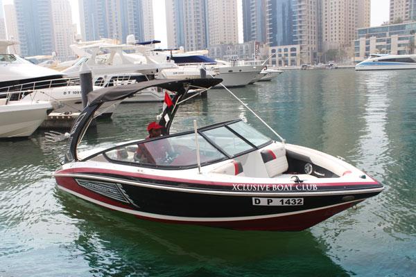 Xclusive boat club dubai