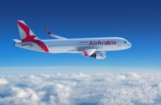 Pictures: UAE low-cost carrier Air Arabia reveals new brand identity