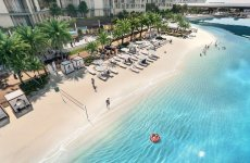 New beach district launched at Dubai Creek Harbour project