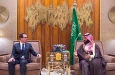 US treasury secretary meets Saudi crown prince as Khashoggi fallout continues