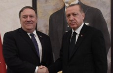 Pompeo discusses missing journalist with Erdogan, IMF MD pulls out of Saudi event