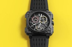 Bell & Ross has big F1 ambitions