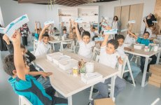 Expo 2020 Dubai opens new visitor centre for students