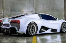 One of the world's fastest hypercars, Milan Red, launched in the UAE