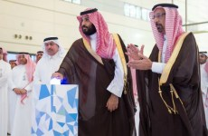 Saudi crown prince launches kingdom's first nuclear reactor