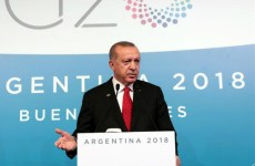 Turkey's Erdogan says not aiming to harm Saudi royals in Khashoggi affair