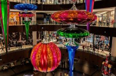 The Dubai Mall bags the Guinness record for the world's largest bauble
