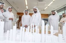 In pictures: Dubai's ruler approves DIFC expansion plan