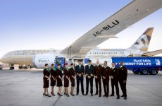 Etihad operates first commercial flight using UAE-sourced sustainable fuel