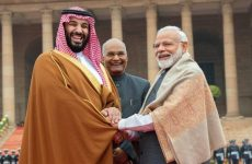 Saudi Crown Prince sees investment opportunities of over $100bn in India