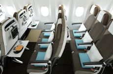 New economy class seats – with no TV screens – unveiled by Abu Dhabi's Etihad