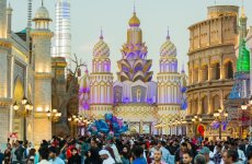 In pics: Dubai's Global Village receives 'record' seven million visitors