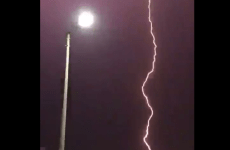 Videos: Thunder, lightning in the UAE, similar weather forecast for the next few days