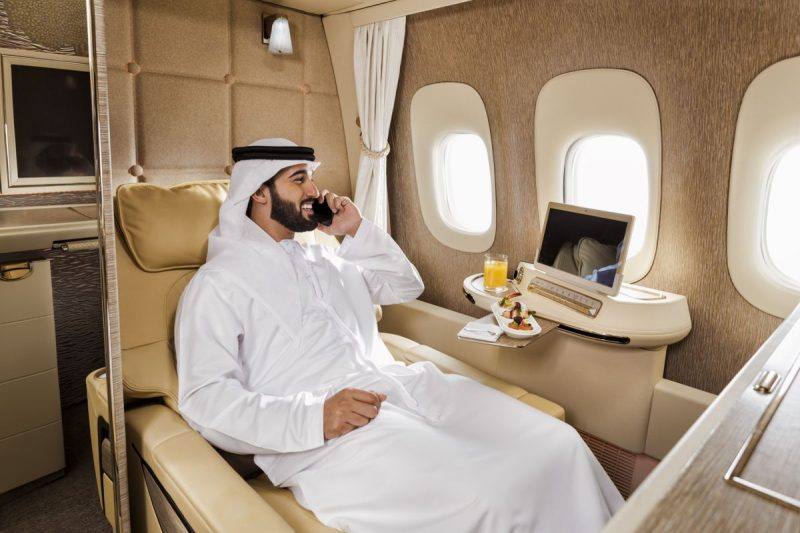 emirates to deploy its