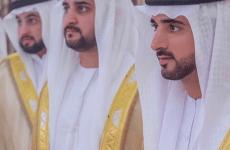 Dubai prepares for royal wedding reception on Thursday