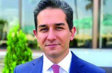 Young leaders: Midhat Mirabi, 35, GE Power's VP – commercial, MENA