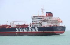 Oman urges Iran to release seized tanker