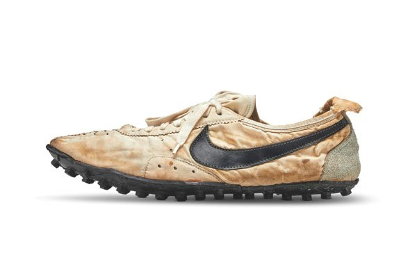 1972 Nike Waffle Racing Flat Moon Shoe