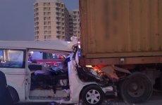 Eight killed, six injured in Dubai traffic accident