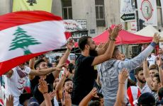 Lebanon parliament to discuss graft law this week as demanded by protestors