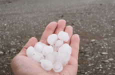 Video: UAE hit by hail, rainy weather forecast over the next five days