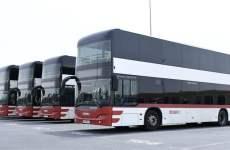 Dubai announces free public bus service, taxi discounts during extended sterilisation drive